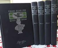 image of THE WORKS OF EDGAR ALLAN POE; 5 Volumes