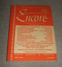image of The Magazine Encore for June 1943