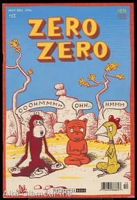 ZERO ZERO by  Kim (editor) Thompson - 1st printing - 1996 - from Alta-Glamour Inc. and Biblio.com