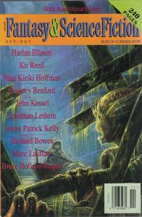 The Magazine of Fantasy & Science Fiction - October/November 1995