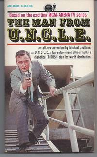 image of The Man From U.N.C.L.E.  - TV Tie-In