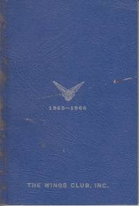 image of The Wings Club, Inc. Yearbook 1965-1966