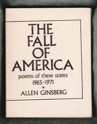 The Fall of America, poems of these States 1965-1971