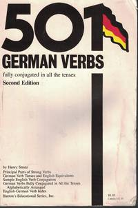 image of 501 German Verbs Fully Conjugated in all the Tenses