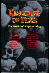 image of KINGDOM OF FEAR: THE WORLD OF STEPHEN KING