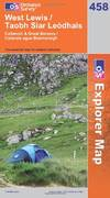 image of West Lewis/Taobh Siar Leodhais (OS Explorer Map Series)