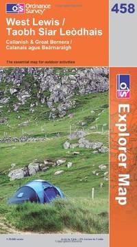 West Lewis/Taobh Siar Leodhais (OS Explorer Map Series) by Ordnance Survey - Paperback - from World of Books Ltd and Biblio.com