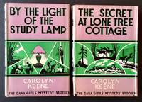 By the Light of the Study Lamp AND The Secret at Lone Tree Cottage (The First 2 Books in the Dana Girls Series: Both 1st Editions in Nice Dustjackets)