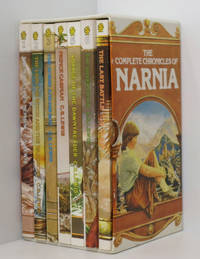 The Complete Chronicles of Narnia 7 book PB boxed set 1992