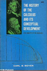 The History of Calculus and its Conceptual Development