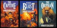 The Orphan. The Captive. The Beast. (Complete Trilogy) by  Robert Stallman - First Edition - 1989 - from Parigi Books, ABAA/ILAB (SKU: 31222)