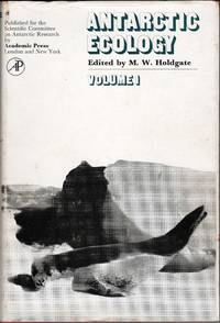 image of Antarctic Ecology. Volume 1