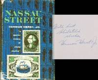 Nassau Street: A Quarter Century of Stamp Dealing.  Inscribed and Signed By the Author