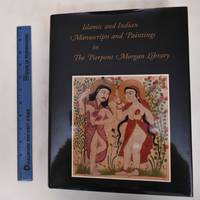 image of Islamic and Indian manuscripts and paintings in the Pierpont Morgan Library
