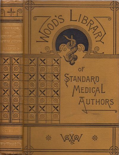 New York: William Wood & Company, 1884. First Edition. Hardcover. Good. Octavo. viii, 351 pages, . B...