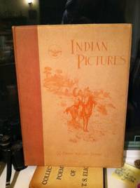 Indian pictures;: Facsimiles of paintings in water-colour and engravings of drawings in black-and-white