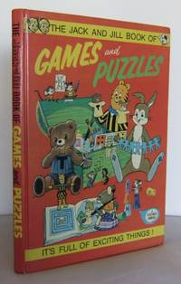 The Jack and Jill book of games & Puzzles