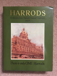 Harrods, a Selection from Harrods General Catalogue 1929