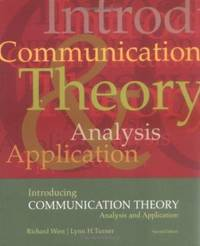 Introducing Communication Theory : Analysis and Application