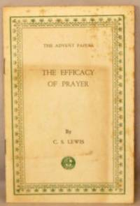 image of The Efficacy of Prayer.