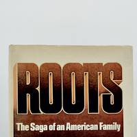 ROOTS by  Alex Haley - Signed First Edition - 1976 - from Type Punch Matrix (SKU: 1068)