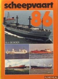 Scheepvaart '86 by  G.J. de Boer - Paperback - 1986 - from Klondyke and Biblio.co.uk