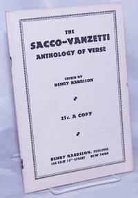 image of The Sacco-Vanzetti anthology of verse