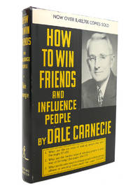 HOW TO WIN FRIENDS AND INFLUENCE PEOPLE by Dale Carnegie - Hardcover - Reprint; 109th printing - 1964 - from Rare Book Cellar (SKU: 130084)