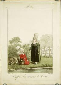 Enfans des envrions de Rouen. No. 20