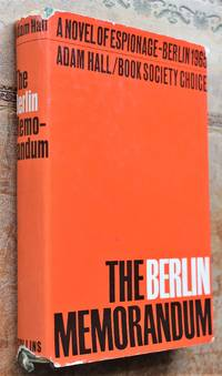 image of The Berlin Memorandum