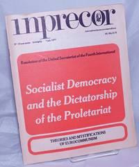image of inprecor [1977, No. 10 - new series- Jul 7] international press correspondence