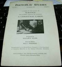 A Guide to the Study of Scrooge The Screen Version of Dickens' A Christmas Carol (photoplay studies Vol. 1 Number 9)