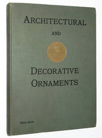 Architectural and Decorative Ornaments; The General Catalogue of Jacobson & Co., Designers and Craftsmen