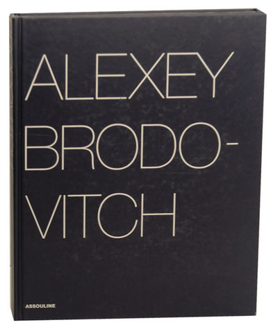 New York: Assouline Publishing, 1998. First edition. Large hardcover. Text by Gabriel Bauret. A terr...