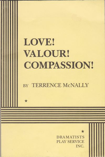 [SIGNED] Love! Valour! Compassion!