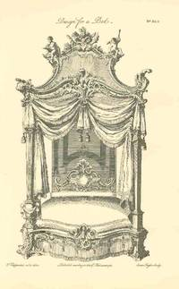 image of The Gentleman and Cabinet Maker's Director; A Gallery of Chippendale Furniture and a Sketch of Chippendale's Life and Works