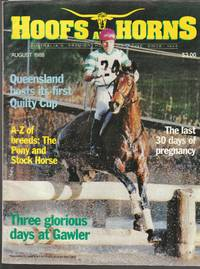 image of Hoofs and Horns Magazine August 1988