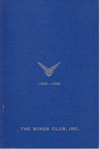 image of The Wings Club, Inc. Yearbook 1955-1956