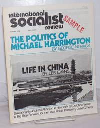 image of International Socialist Review [January 1973]
