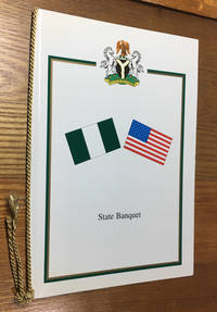 Hosted by His Excellency Chief Olusegun Obadanjo, President of the Federal Republic of Nigeria in Honour of His Excellency William Jefferson Clinton, President of the United States