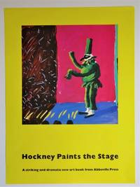 Hockney Paints the Stage: Promotional Poster.