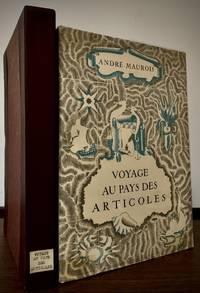 Voyage au Pays des Articoles; Eaux-Fortes et bois en couleurs par Alexander Alexeieff
