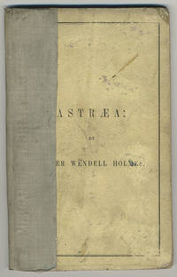image of Astraea: the balance of illusions. A poem delivered before the Phi Beta Kappa Society of Yale College, August 14, 1850...