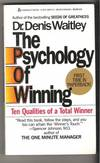 image of THE PSYCHOLOGY OF WINNING