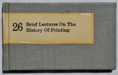 Spartanburg, South Carolina: Kitemaug Press, 1974. First Edition, thus. Hardcover. Very Good. LIMITE...