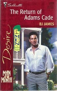 Return Of Adams Cade (Man Of The Month/Men Of Belle Terre) (Desire, 1309)