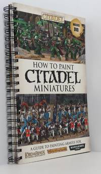 image of How to Paint Citadel Miniatures (DVD present)