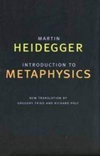 image of Introduction to Metaphysics (Yale Nota Bene)