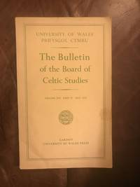 The Bulletin of the Board of Celtic Studies Volume XVI Part IV May 1956 THE STAR CHAMBER AND THE...
