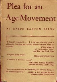 image of Plea for an Age Movement